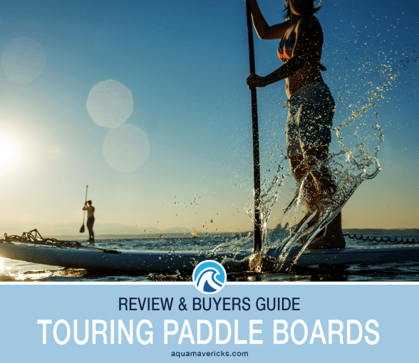 Best touring paddle board