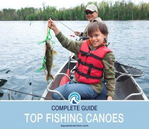 Best canoes for fishing
