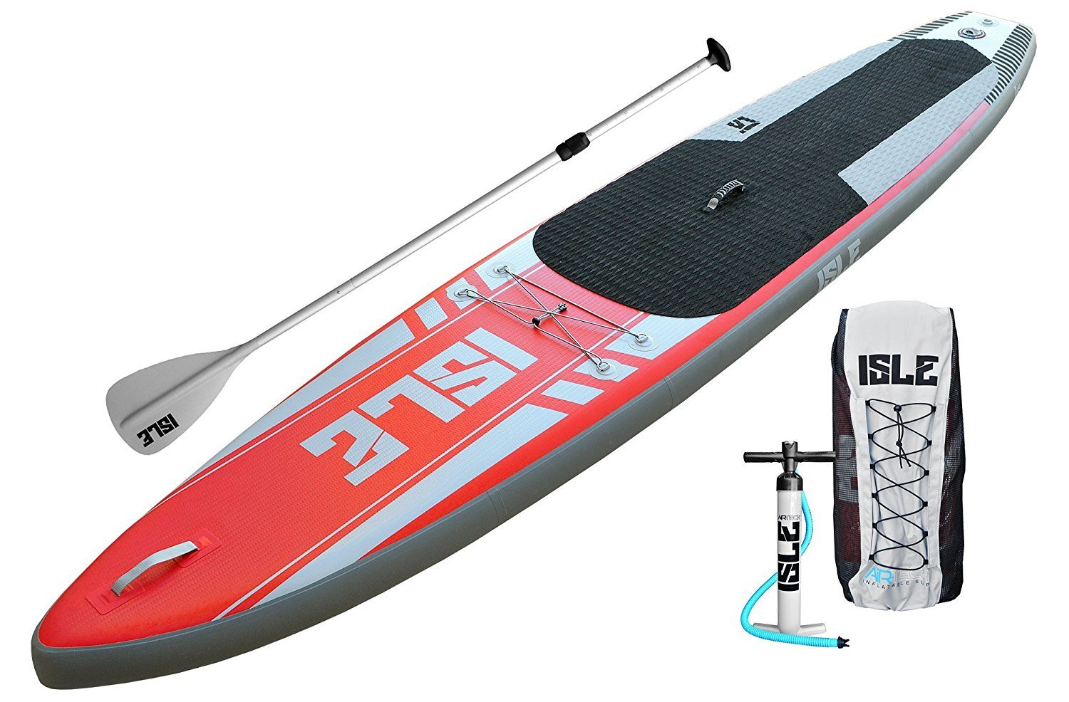 ISLE Airtech 12ft 6in Touring Inflatable Paddle Board