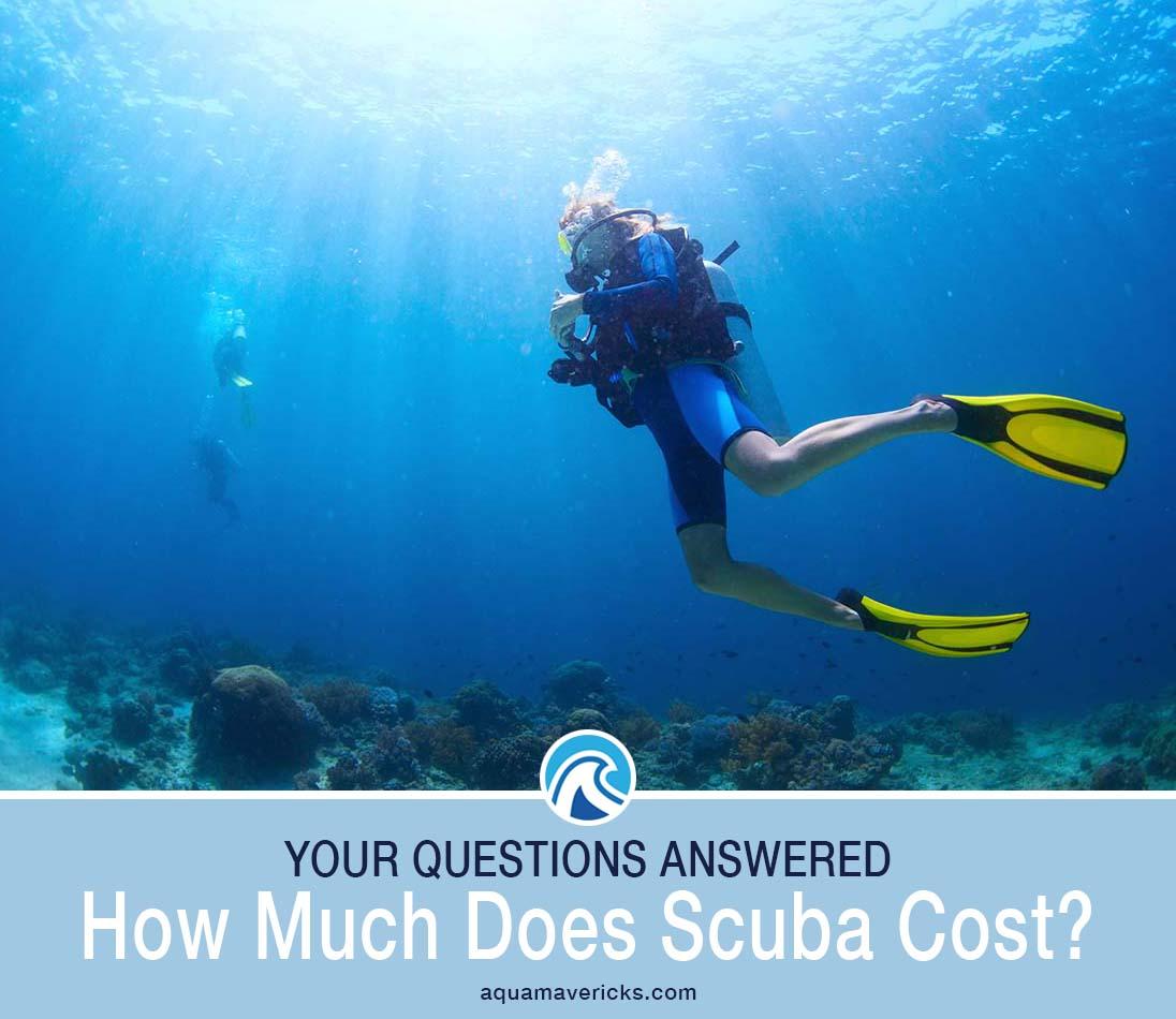 How Much Does Scuba Diving Cost Aqua Mavericks