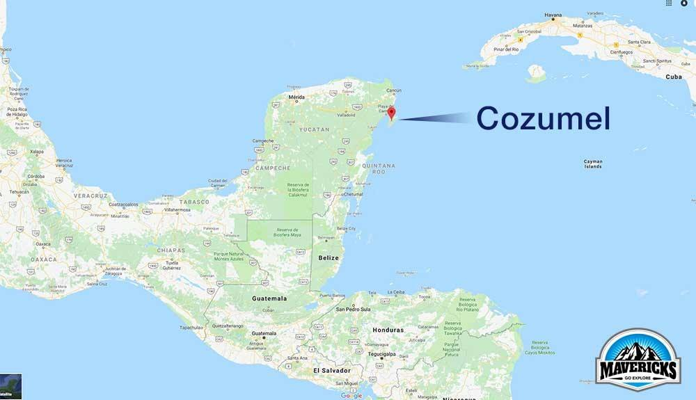 Where is cozumel