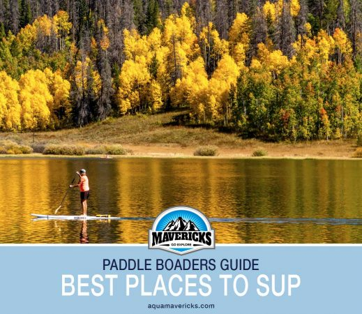 What are the best places in the world to paddle board