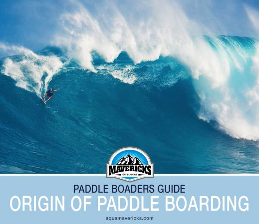 How did paddle boarding start