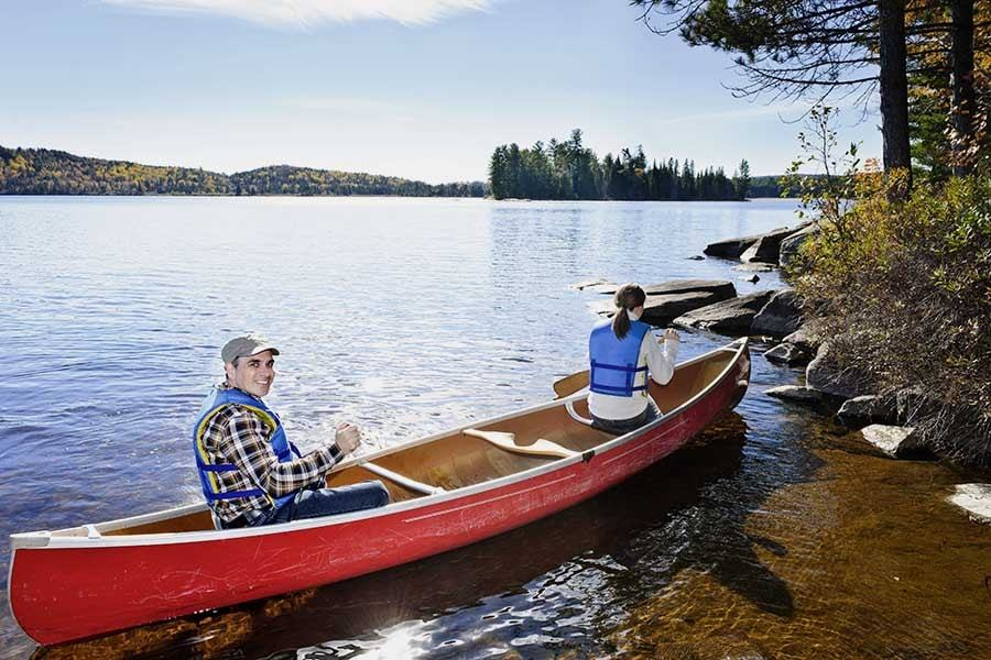 Recreational Canoe